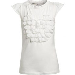 T-shirty chłopięce z nadrukiem: Patrizia Pepe Tshirt z nadrukiem milk white