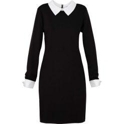 Sukienki hiszpanki: Sukienka biznesowa bonprix czarny