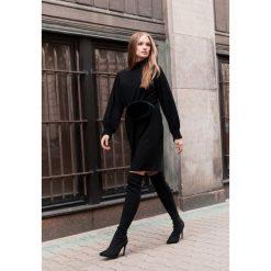 Czarna Sukienka Forecast. Czarne sukienki hiszpanki other, l, mini. Za 79,99 zł.
