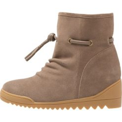 Botki damskie lity: Shoe The Bear LINE  Ankle boot dark taupe