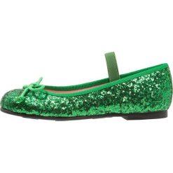 Pretty Ballerinas Baleriny z zapięciem green. Czarne baleriny dziewczęce marki Pretty Ballerinas. Za 369,00 zł.