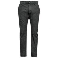 Q/S Designed By Spodnie Męskie 31/32 Ciemnoszary. Niebieskie chinosy męskie marki Oakley, na lato, z bawełny, eleganckie. Za 159,00 zł.