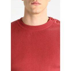 Swetry klasyczne męskie: Armor lux Sweter manganese