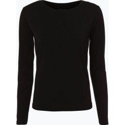 Marie Lund Sport - Damska koszulka z długim rękawem, czarny. Czarne bluzki sportowe damskie Marie Lund Sport, s, z długim rękawem. Za 99,95 zł.