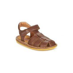 Sandały Dziecko  Camper  BICHIO. Brązowe sandały dziewczęce marki Camper. Za 263,20 zł.
