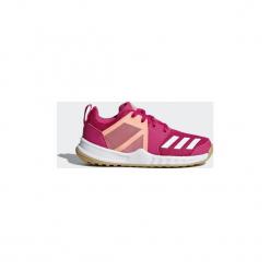 Trampki Dziecko  adidas  Buty FortaGym. Czerwone trampki dziewczęce Adidas. Za 169,00 zł.