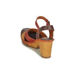 Sandały Art  AMSTERDAM 313. Brązowe sandały damskie Art. Za 471,20 zł.