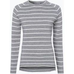 Marie Lund - Sweter damski, szary. Szare swetry klasyczne damskie Marie Lund, l, z dzianiny. Za 149,95 zł.
