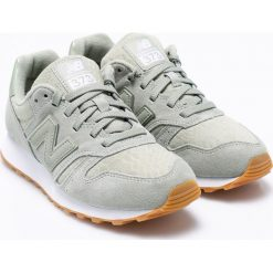 New Balance - Buty WL373MIW. Szare buty sportowe damskie New Balance, z gumy. W wyprzedaży za 259,90 zł.