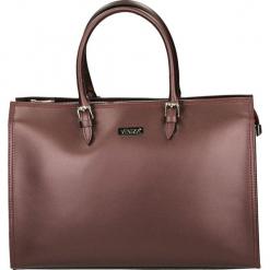 Torba - 3-5556-M R BO. Szare torebki klasyczne damskie Venezia, ze skóry. Za 259,00 zł.