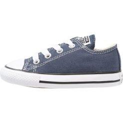 Converse CHUCK TAYLOR ALL STAR Tenisówki i Trampki blau. Niebieskie trampki chłopięce marki Converse, z materiału. Za 159,00 zł.