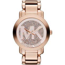 Zegarek MICHAEL KORS - Outlets MK3463 Rose Gold/Rose Gold. Czerwone zegarki damskie Michael Kors. W wyprzedaży za 909,00 zł.