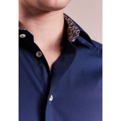 Koszule męskie na spinki: Eton SLIM FIT Koszula biznesowa dark blue