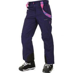 Spodnie dresowe damskie: Hi-tec Spodnie Damskie Lady Draven Astral Aura/Blue Iris/Carmine Rose r. XL