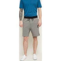 Nike Sportswear - Szorty. Szare spodenki sportowe męskie Nike Sportswear, l, z bawełny. W wyprzedaży za 219,90 zł.