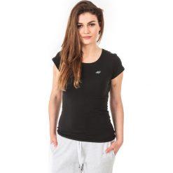 4f Koszulka damska H4L18-TSD002 czarna r. M. Czarne bluzki damskie marki 4f, l. Za 28,90 zł.