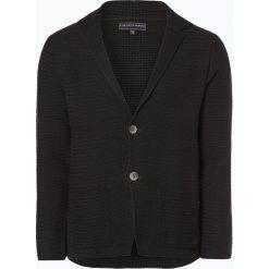 Swetry rozpinane męskie: Finshley & Harding – Kardigan męski, szary
