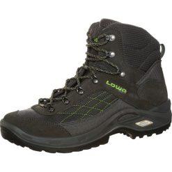 Lowa TAURUS GTX  Buty trekkingowe anthrazit/grün. Szare buty trekkingowe męskie Lowa, z materiału, outdoorowe. Za 559,00 zł.