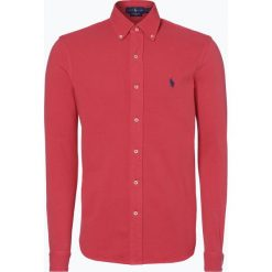 Koszule męskie na spinki: Polo Ralph Lauren – Koszula męska, czerwony
