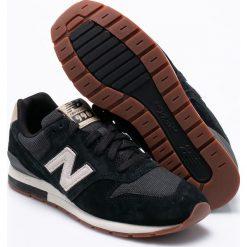 New Balance - Buty MRL996PA. Czarne halówki męskie marki New Balance. W wyprzedaży za 269,90 zł.