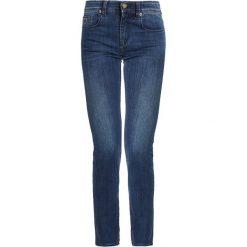 LOIS Jeans MELROSE LEIA Jeansy Bootcut teal stone. Czarne jeansy damskie bootcut marki LOIS Jeans, z bawełny. Za 549,00 zł.