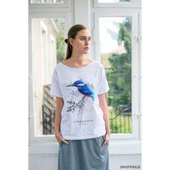 Bluzki, topy, tuniki: ZIMORODEK Oversize t-shirt