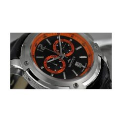 Zegarki męskie: Bisset BSCC72SIBR05AX - Zobacz także Książki, muzyka, multimedia, zabawki, zegarki i wiele więcej