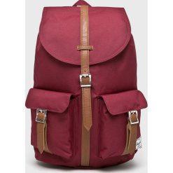 Herschel - Plecak. Czerwone plecaki męskie Herschel, z materiału. Za 469,90 zł.