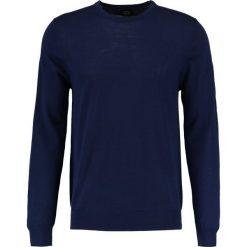 Swetry klasyczne męskie: Burton Menswear London CREW NECK Sweter navy