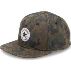 Czapka z daszkiem CONVERSE - 609164 Camo C75. Zielone czapki z daszkiem męskie Converse, z bawełny. Za 119,00 zł.