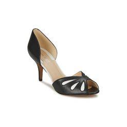Czółenka Nine West  ORLEGA. Czarne buty ślubne damskie Nine West. Za 455,20 zł.