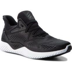 Buty adidas - Alphabounce Beyond M AC8273  Cblack/Cblack/Ftwwht. Czarne buty do biegania męskie Adidas, z materiału, adidas alphabounce. W wyprzedaży za 299,00 zł.