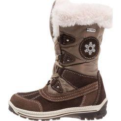 Fullstop. Śniegowce brown. Szare buty zimowe damskie marki fullstop., z materiału. W wyprzedaży za 147,95 zł.