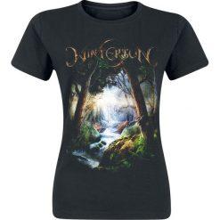Bluzki damskie: Wintersun The Forest Seasons Koszulka damska czarny