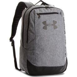 Plecak UNDER ARMOUR - Ua Hustle Backpack 1273274-041 Ldwr. Szare plecaki męskie Under Armour, z materiału, sportowe. W wyprzedaży za 119,00 zł.