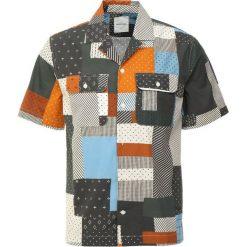 Wood Wood JAYDEN Koszula quilt texture. Niebieskie koszule męskie marki Polo Ralph Lauren, m, z bawełny, polo. Za 589,00 zł.