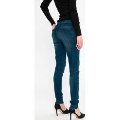 G-Star Raw - Jeansy 5622. Niebieskie jeansy damskie rurki marki House, z jeansu. W wyprzedaży za 399,90 zł.