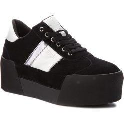 Sneakersy LIU JO - Maxy 01 B68013 PX002 Black 22222. Czarne sneakersy damskie Liu Jo, ze skóry ekologicznej. Za 739,00 zł.