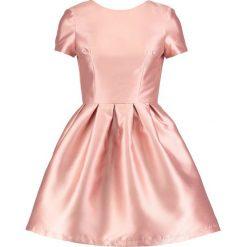 Sukienki hiszpanki: Chi Chi London ROCA Sukienka koktajlowa rose gold