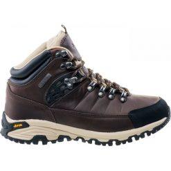 Buty trekkingowe męskie: Hi-tec Buty męskie Lotse brown/black/beige r. 41
