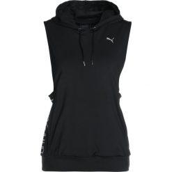 Puma CLASH VEST Koszulka sportowa black. Czerwone t-shirty damskie marki Puma, xl, z materiału. Za 249,00 zł.