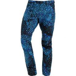 Chinosy męskie: GStar PHARRELL WILLIAMS ELWOOD X25 3D  Spodnie materiałowe white/brill blue/mazarine