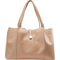 Shopper bag damskie: Valentino by Mario Valentino TENDER Torba na zakupy sabbia