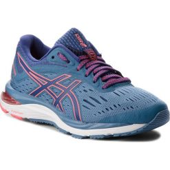 Buty ASICS - Gel-Cumulus 20 1012A008 Azure/Blue Print 401. Czarne buty do biegania damskie marki Asics. W wyprzedaży za 409,00 zł.