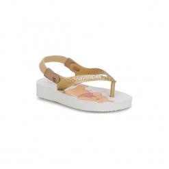 Sandały Dziecko  Havaianas  BABY POOH. Żółte sandały chłopięce Havaianas. Za 44,50 zł.