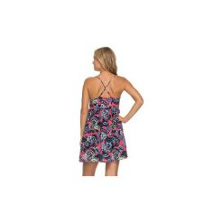 Sukienki hiszpanki: Sukienki krótkie Roxy  VESTIDO  ERJWD03194-MLJ5 MULTICOLOR