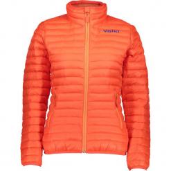 """Kurtka funkcyjna """"Pro Featherless"""" w kolorze pomarańczowym. Brązowe kurtki damskie marki Völkl, m, z materiału. W wyprzedaży za 347,95 zł."""