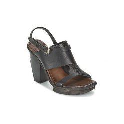 Sandały Airstep / A.S.98  CAVES. Czarne sandały damskie Airstep / A.S.98. Za 775,20 zł.
