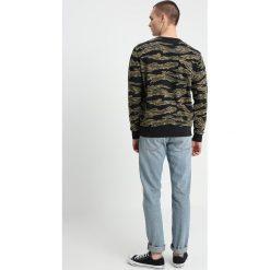 GStar TERTIL STALT DC R SW L/S Bluza sage/black. Zielone bluzy męskie marki G-Star, l, z bawełny. Za 419,00 zł.