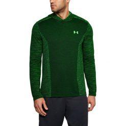 Bluzy męskie: Under Armour  Bluza męska THREADBORNE SEAMLESS HOOD zielona r. XL (1298912-701)